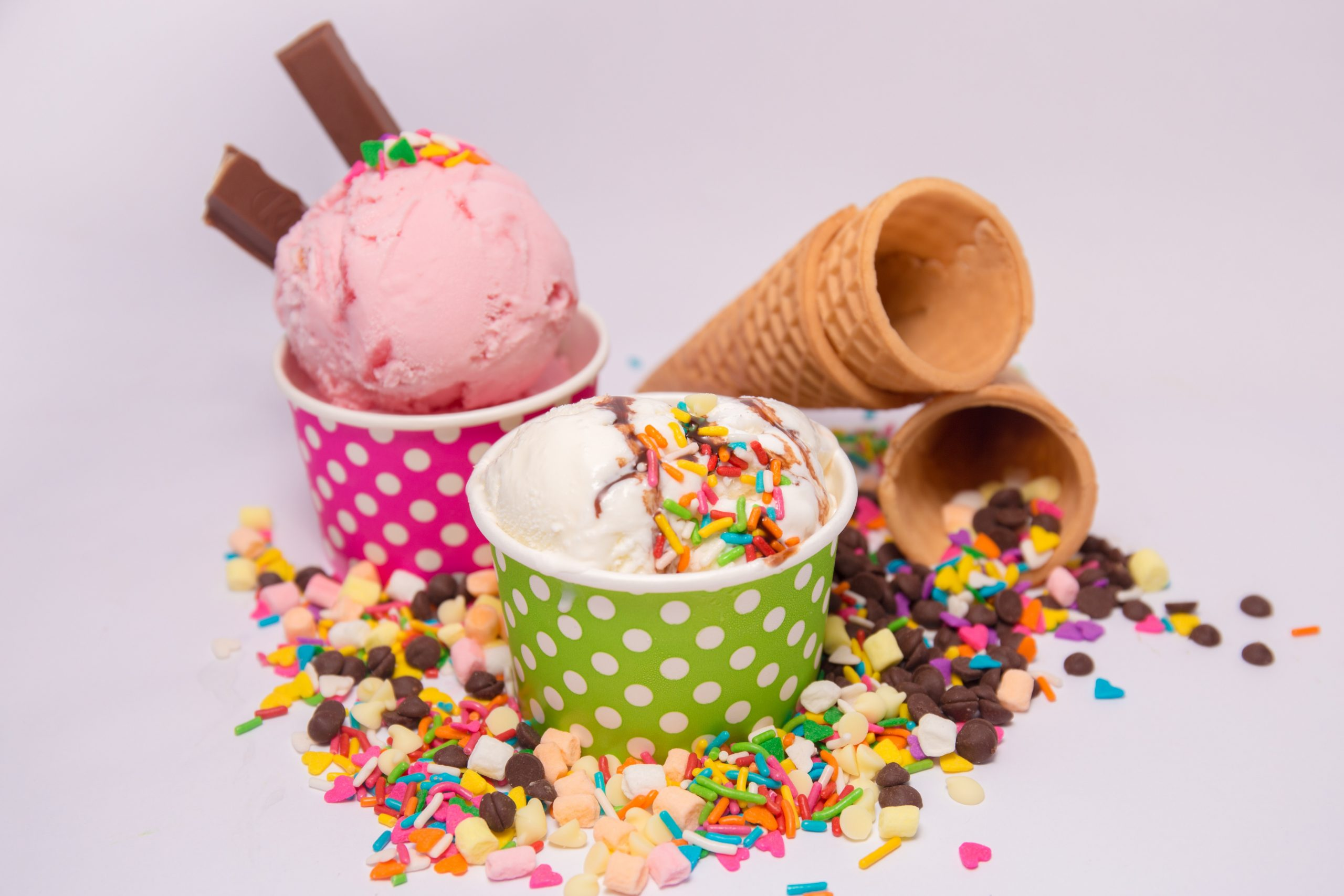 paper ice cream cup with lids wholesale